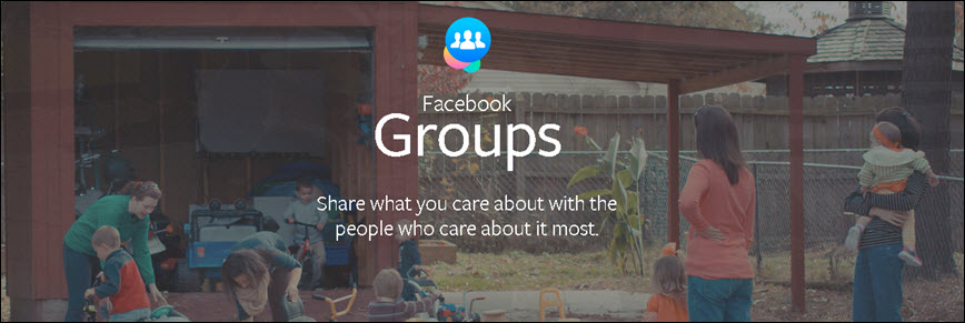 Facebook Groups Cover